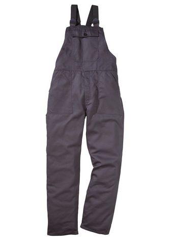 Reindl брюки с подтяжками из 100% хлоп...