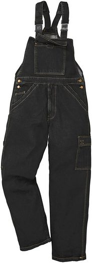 B.R.D.S. Workwear Jeans-Latzhose