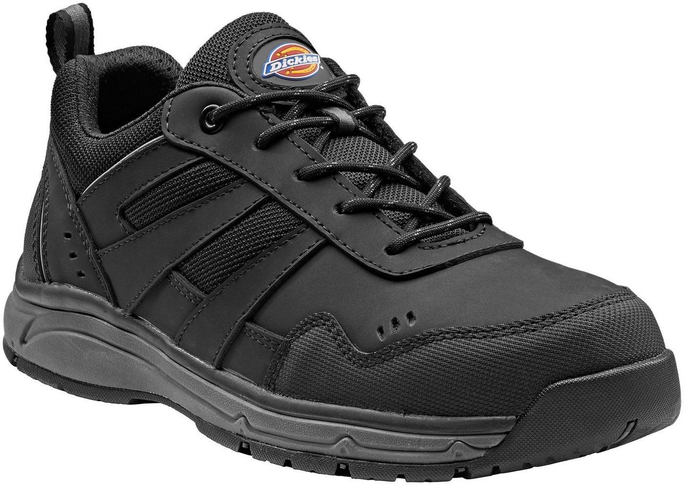 DICKIES Sicherheitsschuh »Emerson S3« | Schuhe > Sicherheitsschuhe | Schwarz | Dickies