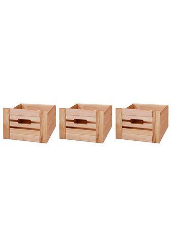 WELLTIME Комплект: ящик для хранения »Ven...