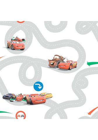 DISNEY popieriniai tapetai »Cars Racet...