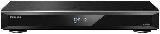 Panasonic »DMR-UBS90« Blu-ray-Rekorder (4k Ultra HD, LAN (Ethernet), WLAN, 3D-fähig, Hi-Res Audio, DVB-S/S2 Tuner, 3D-fähig)
