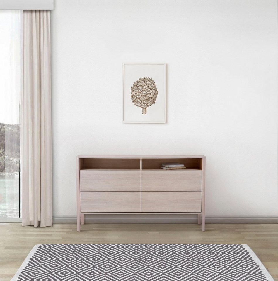 woodman sideboard oslo breite 140 cm kaufen otto. Black Bedroom Furniture Sets. Home Design Ideas