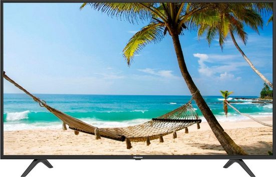 Hisense H50BE7000 LED-Fernseher (126 cm/50 Zoll, 4K Ultra HD, Smart-TV)