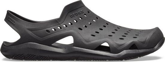 Crocs »Swiftwater Wave M« Sandale mit modischer Perforation