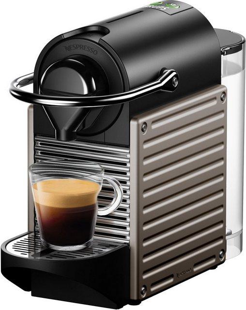 Nespresso Kapselmaschine XN304T Pixie   Küche und Esszimmer > Kaffee und Tee > Espressomaschinen   Nespresso