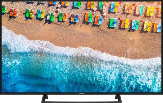 Hisense H55BE7200 LED-Fernseher (138 cm/55 Zoll, 4K Ultra HD, Smart-TV)