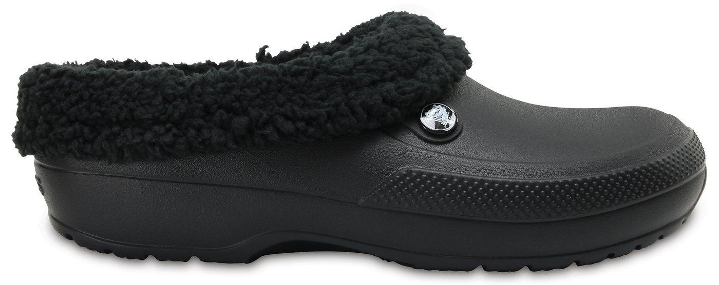 Damen Crocs »Classic Blitzen III« Clog mit Warmfutter schwarz | 00887350985818
