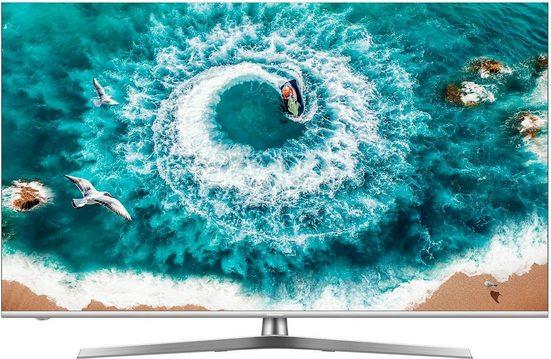Hisense H55U8B LED-Fernseher (138 cm/55 Zoll, 4K Ultra HD, Smart-TV)