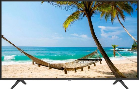 Hisense H55BE7000 LED-Fernseher (138 cm/55 Zoll, 4K Ultra HD, Smart-TV)