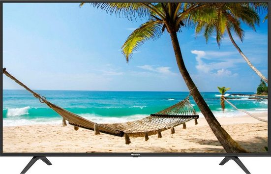 Hisense H43BE7000 LED-Fernseher (108 cm/43 Zoll, 4K Ultra HD, Smart-TV)