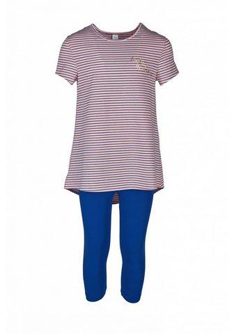 SKINY Cosy Night Sleep Girls pižama su 3/4 l...