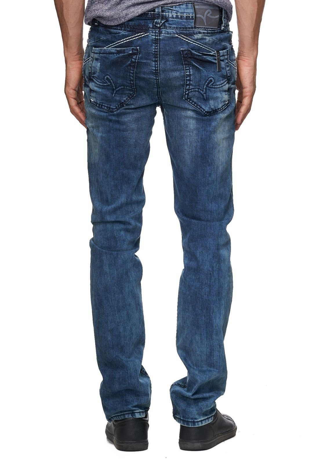 Rusty Neal Jeanshose in klassischem Design, Herren Jeans der Marke Rusty Neal online kaufen   OTTO