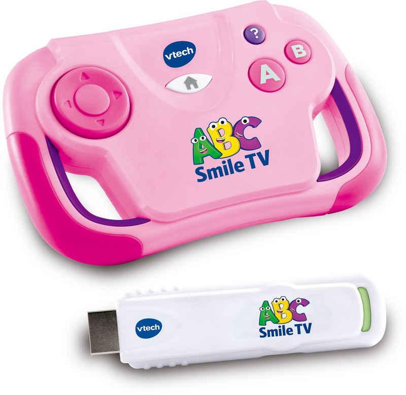 Vtech® Lernspielzeug »ABC Smile TV, pink«