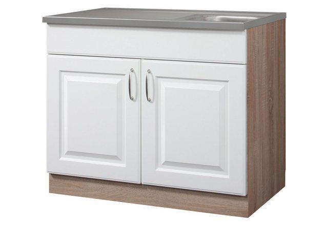Küchenschränke - wiho Küchen Spülenschrank »Tilda« in 2 Tiefen erhältlich  - Onlineshop OTTO