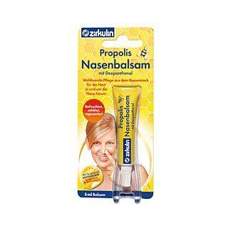 Zirkulin Propolis Nasenbalsam, 5 ml