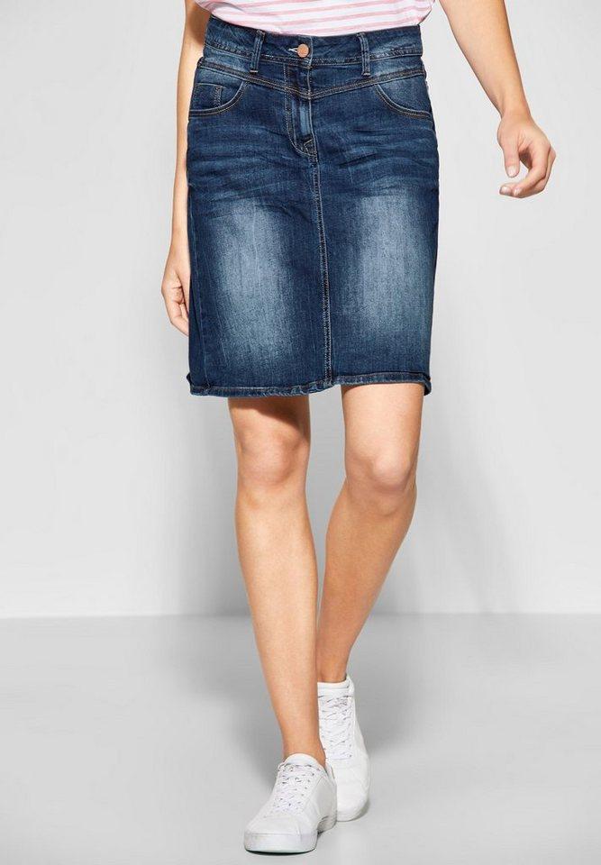 Jeansrock Style