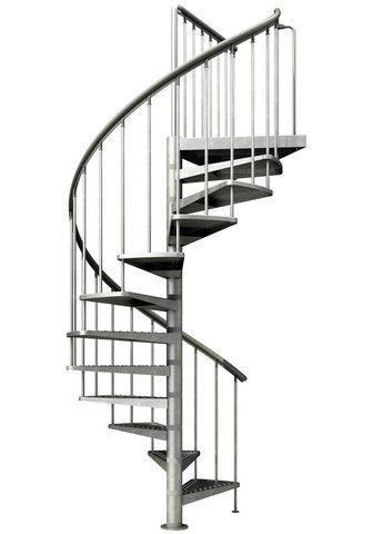DOLLE Lauko laiptai »Gardenspin« Ø: 185 cm d...