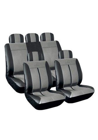 EUFAB Rinkinys: Automobilių sėdynių užvalkal...