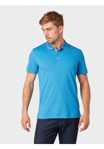 TOM TAILOR Polo marškinėliai »Zweifarbiges Polo m...
