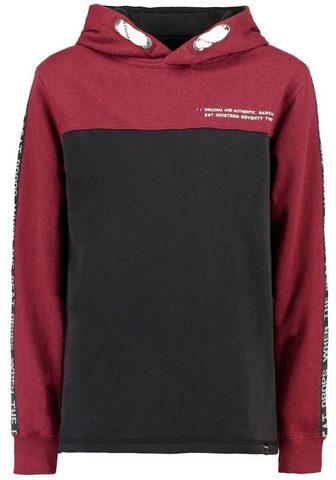 GARCIA Sportinis megztinis su gobtuvu