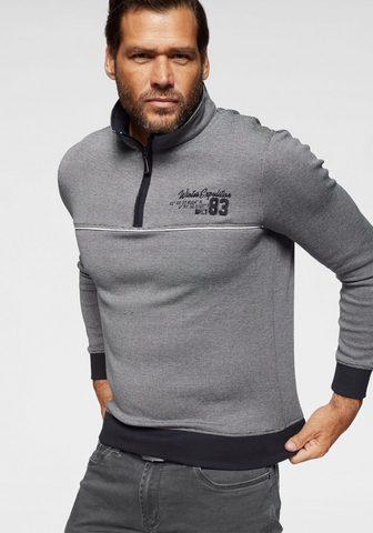 COMMANDER Sportinio stiliaus megztinis