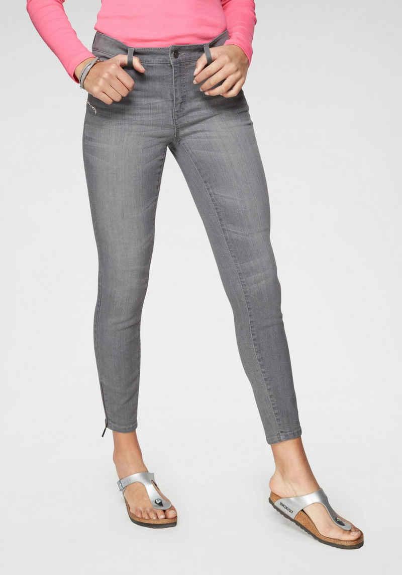TOM TAILOR Polo Team Slim-fit-Jeans im 5-Pocket-Stil