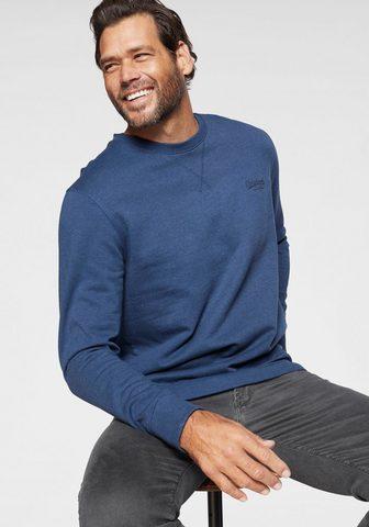 MAN'S WORLD Sportinio stiliaus megztinis