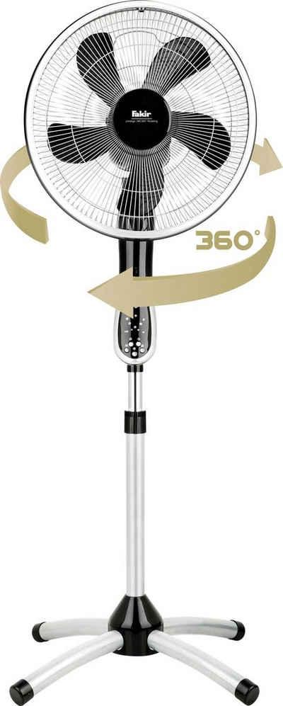 FAKIR Standventilator prestige VC 360° Rotation