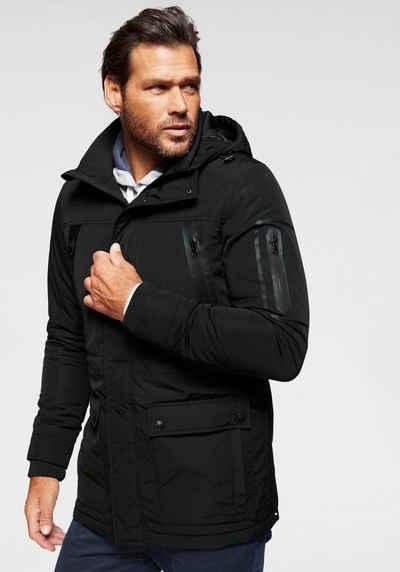 Adidas W SPORTY PARKA Übergangsjacke Olive # Damen Jacken