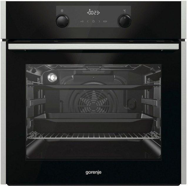 Küchengroßgeräte - GORENJE Einbaubackofen BO737E30XG, mit 2 fach Teleskopauszug  - Onlineshop OTTO
