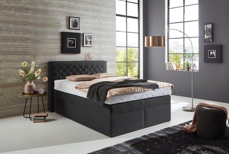 Westfalia Schlafkomfort Boxbett, wahlweise mit Bettkasten
