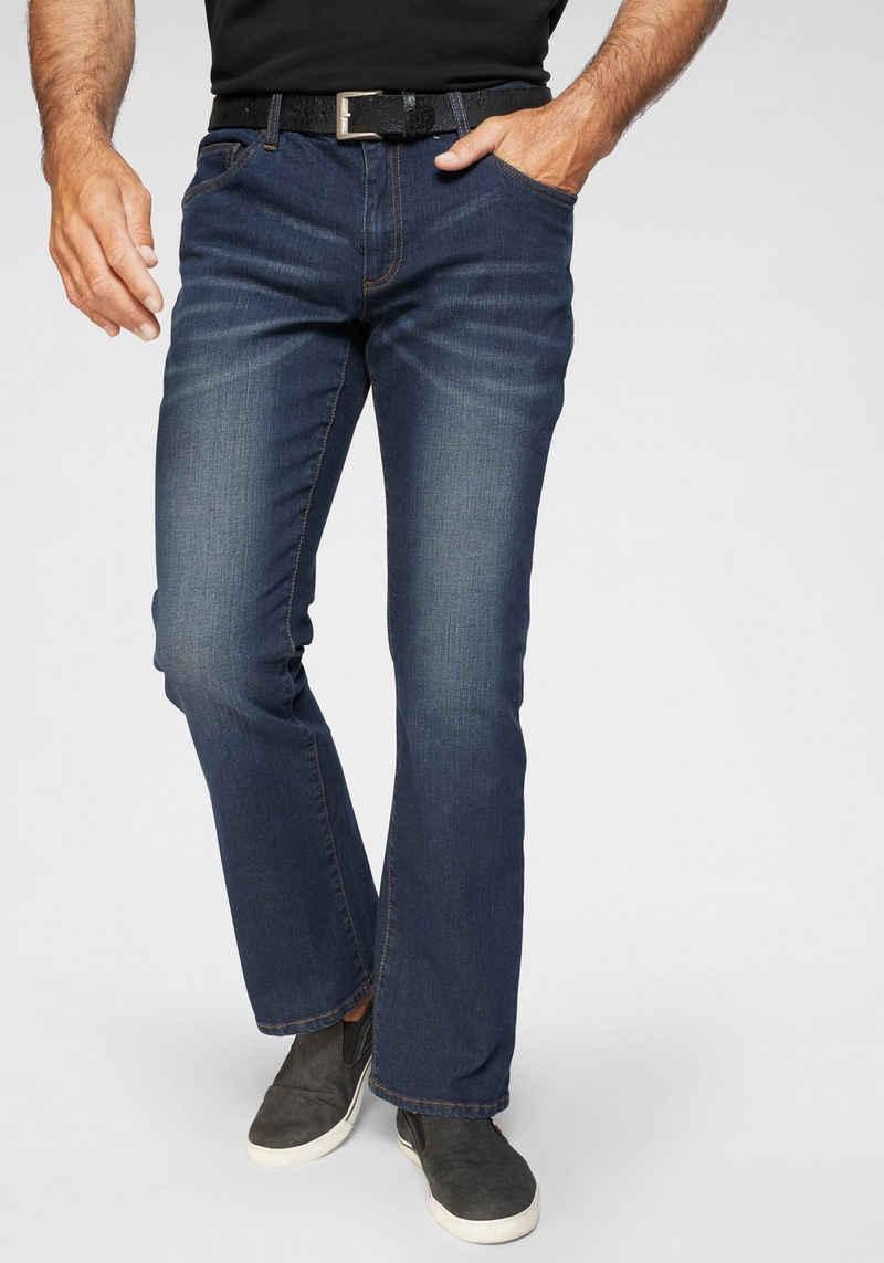 Arizona Bootcut-Jeans »Mike«