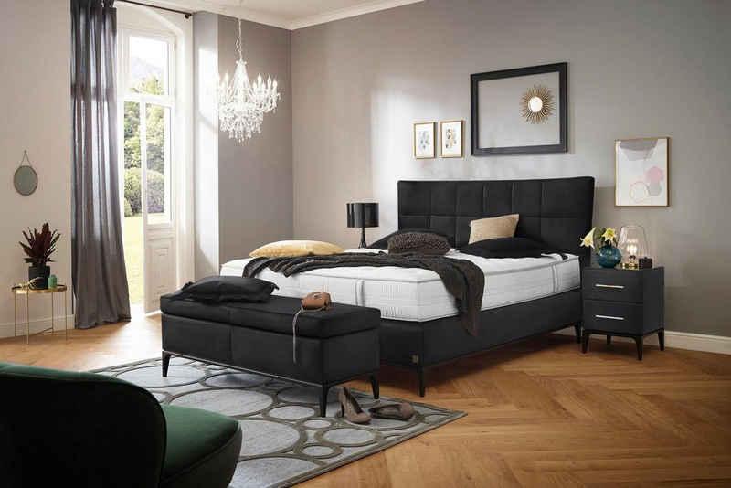 ADA premium Boxspringbett »Smart Elegance«, Grand Comfort TF 1000 PM