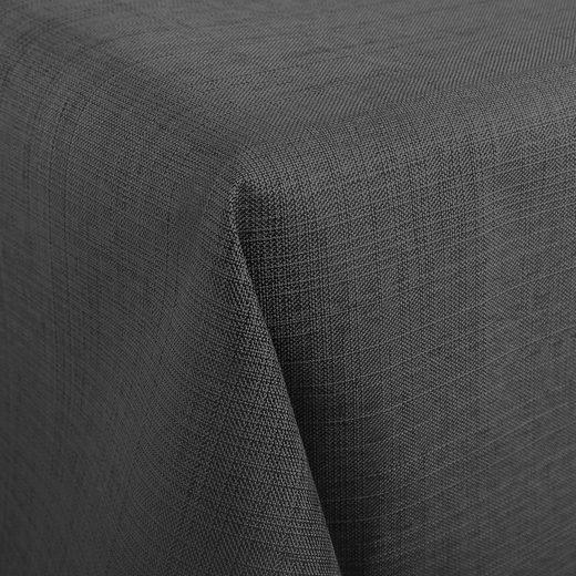 Delindo Lifestyle Tischdecke »WIEN«, Fleckabweisend, pflegeleicht, 180 g/m²