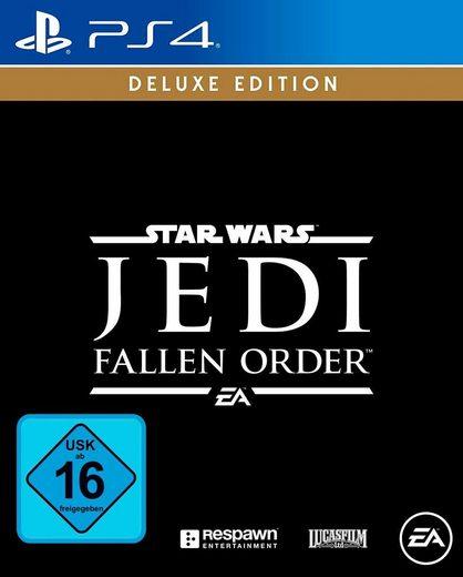 Star Wars Jedi: Fallen Order Deluxe Edition PlayStation 4