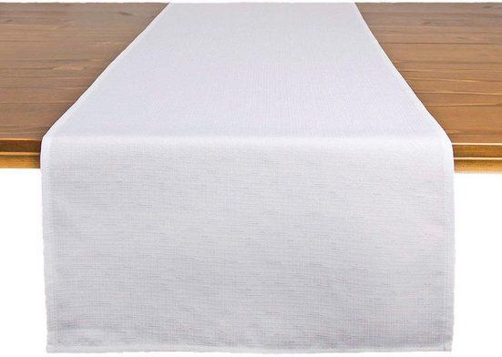 Delindo Lifestyle Tischläufer »WIEN«, Fleckabweisend, pflegeleicht, 180 g/m²
