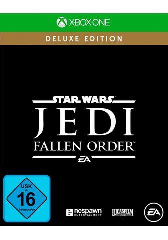 Star Wars Jedi: Fallen Order Deluxe Ed...