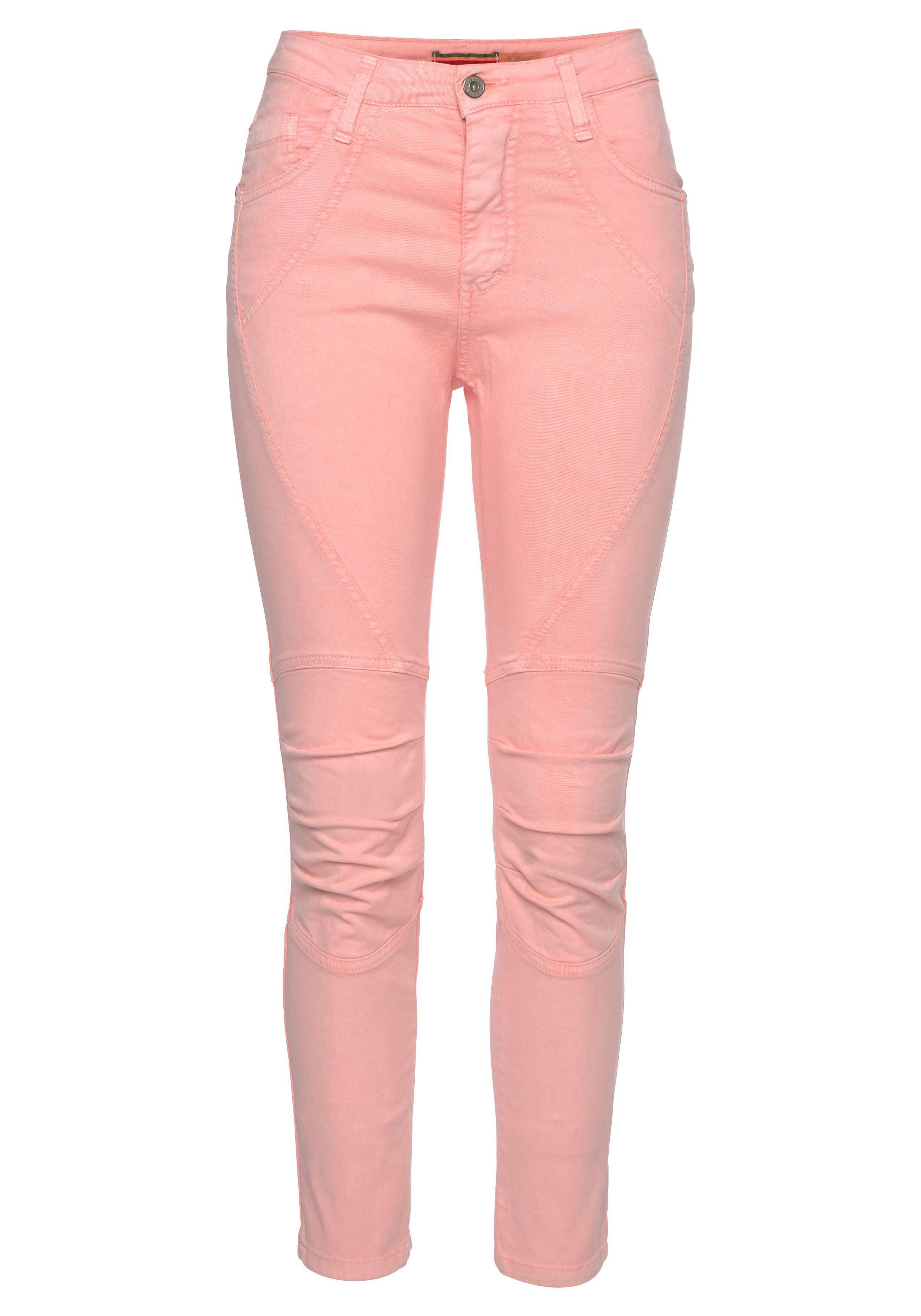 Please Denim Colored Röhrenhose Jeans »p78b« 80PnOkw