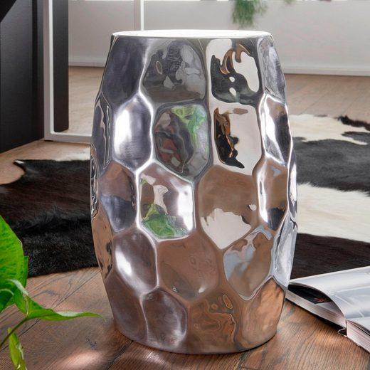 INOSIGN Beistelltisch »Jada«, aus Aluminium
