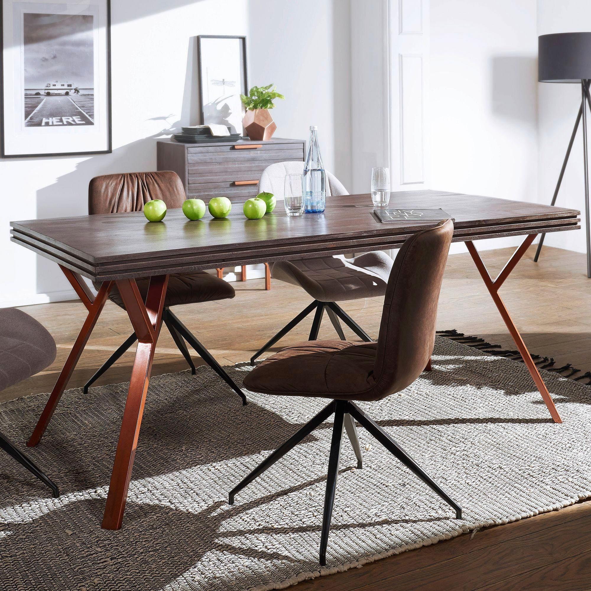 200 »dewas«Im Affaire DesignBreite Online KaufenOtto Esstisch Cm Industrial Home Y7vbyf6g