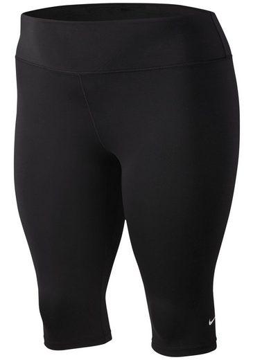Nike Caprihose »WOMEN NIKE ONE TIGHT CAPRI PLUS SIZE« In großen Größen