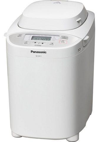 PANASONIC Duonkepė SD-2511WXE 30 Programme 550 W...