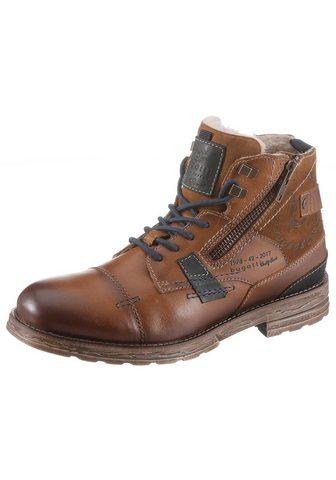 BUGATTI Ботинки со шнуровкой »Steve&laqu...