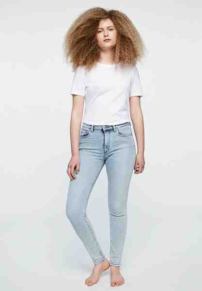 Armedangels Skinny-fit-Jeans »TILLAA« GOTS, made with organic, CERES-08