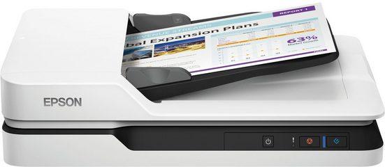 Epson Flachbettscanner Scanner, (WorkForce DS-1630)