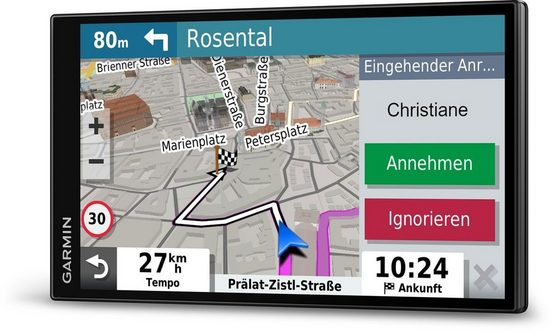 Garmin Navigationsgerät »DriveSmart 65 EU MT-S«