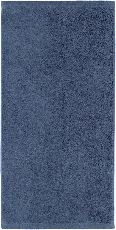 Cawö Handtücher »Lifestyle Uni« (2-St), aus 100% Baumwolle