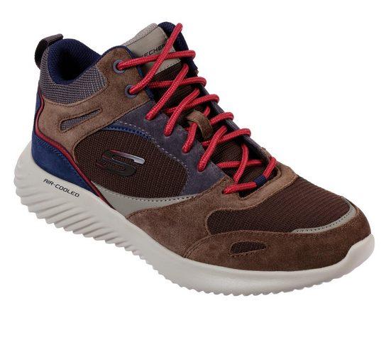 Skechers »Bounder« Sneaker mit erhöhtem Schaft