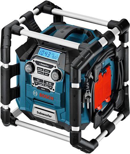 Bosch Professional Baustellenradio »GML 20«